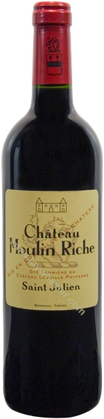 2010 Château Moulin-Riche, St-Julien