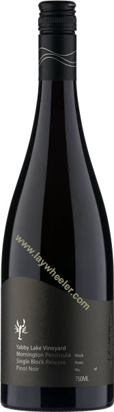 2015 Block 1 Pinot Noir, Yabby Lake, Mornington Peninsula