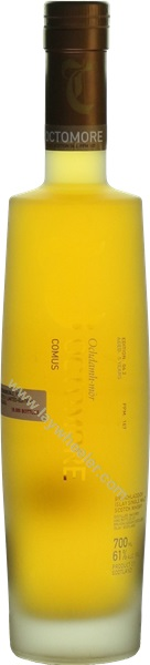 Bruichladdich Octomore 4.2 Comus Ochdamhr-Mor single malt whisky - 70cl