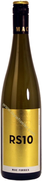 2015 RS10 Riesling, Mac Forbes, Strathbogie Ranges