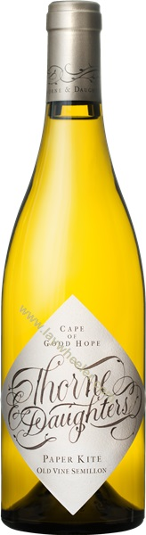 2015 Paper Kite Semillon, Thorne & Daughters, Western Cape
