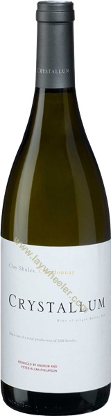 2019 Clay Shales Chardonnay, Crystallum, Walker Bay