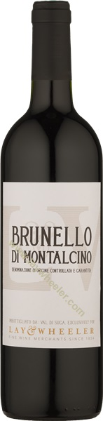 2011 Lay & Wheeler Brunello di Montalcino