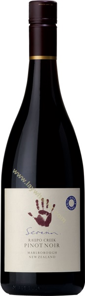 2013 Raupo Creek, Pinot Noir Seresin, Marlborough