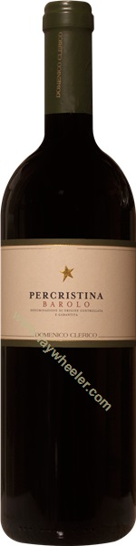 2006 Barolo Percristina, Domenico Clerico