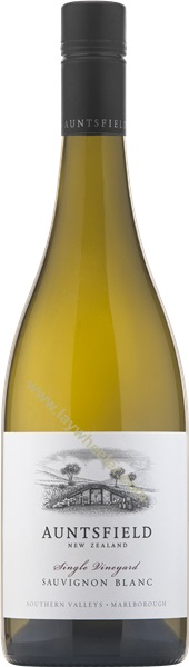 2017 Single Vineyard Sauvignon Blanc, Auntsfield, Marlborough