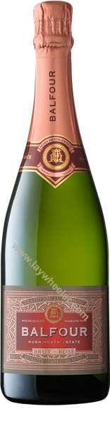 2014 Balfour Brut Rosé, Hush Heath Estate, Kent