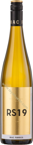 2017 RS19 Riesling, Mac Forbes