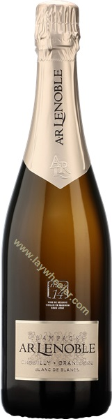 N/V mag 14 Blanc de Blancs, Chouilly Grand Cru, AR Lenoble