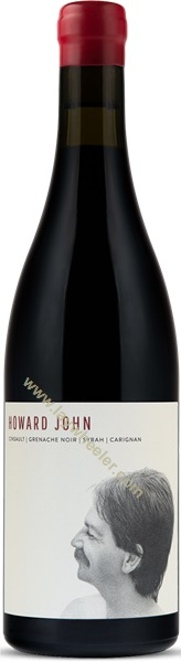 2018 Howard John, Lourens Family Wines, Piekenierskloof