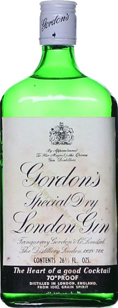 23 2/3 fl oz Old Gordon's Gin