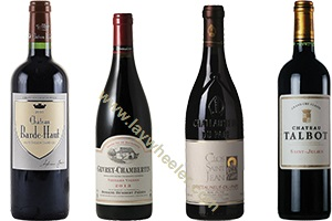 Exclusive Moneyweek mixed case including FREE bottle of 2010 Talbot