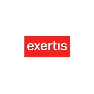 Exertis Logo - Logicalware case studies