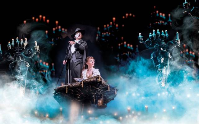 The Phantom of the Opera London 2018 cast