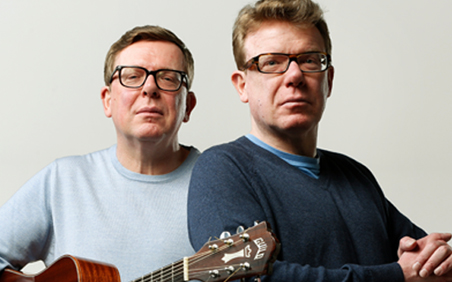 The London Palladium stages the Proclaimers live performance. Buy West End show tickets