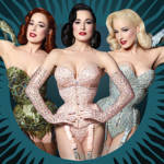 Don't miss the opportunity to watch Dita Von Teese burlesque show at The London Palladium. Buy London theatre tickets.