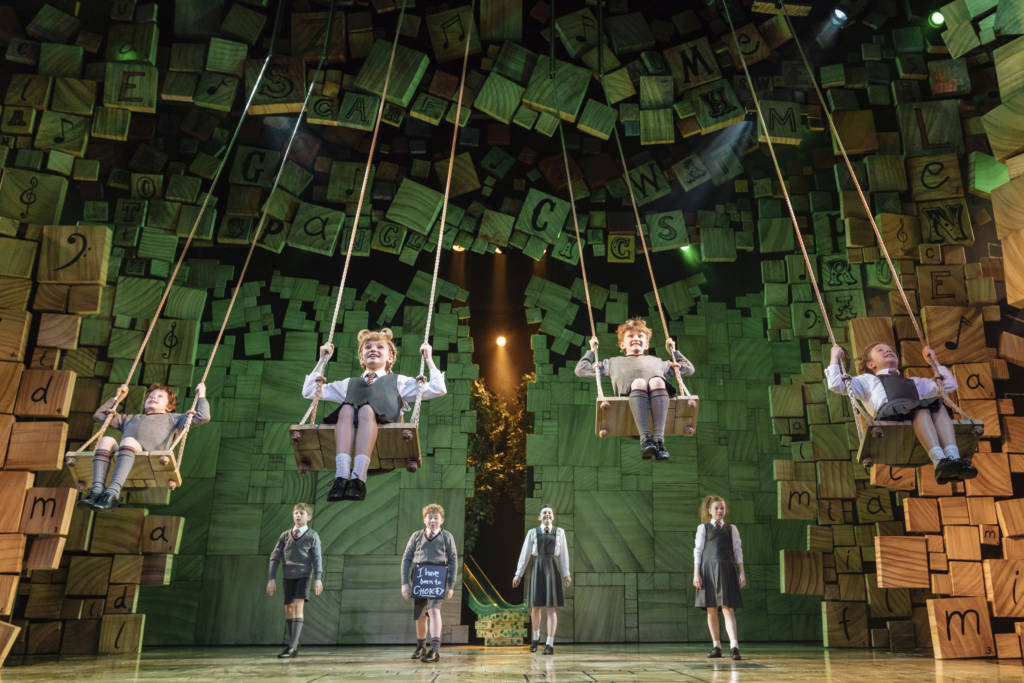 Matilda The Musical Tickets London Cambridge Theatre