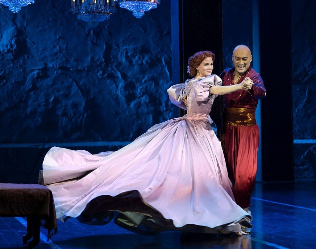 första titt attraktivt pris special för sko The King and I Tickets- The London Palladium - Official Box Office