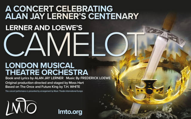 Buy theatre tickets to watch live the West End musical Camelot at The London Palladium theatre.