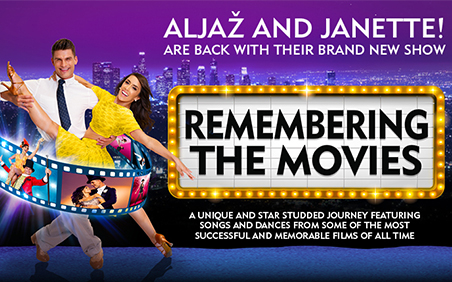 Book theatre tickets for Remembering the Movies brand new show