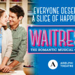 Waitress at the Adelphi Theatre