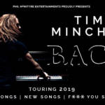 Book theatre tickets for Tim Minchin 2019 Tour.