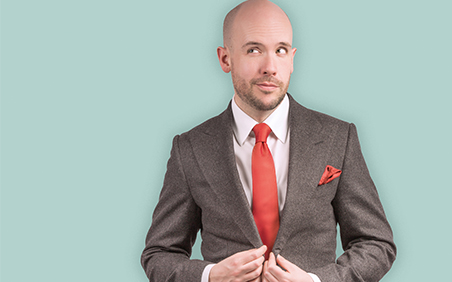 Book West end theatre tickets to watch Tom Allen live performance