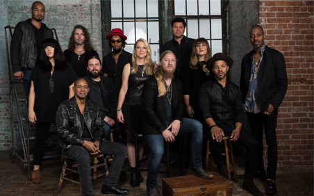 Book theatre tickets to watch the live Tedeschi Trucks Band