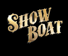 Show Boat live at the Gillian Lynne Theatre in 2016, ex New London theatre, in London's West End