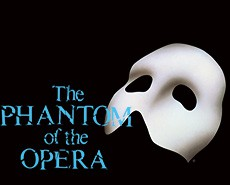 1986 the first Phantom of the Opera was staged live show at Her Majesty's theatre in London