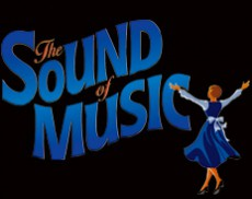 2006 The Sound of Music theatre show staged live at The London Palladium in London's West End.