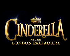 2016 Cinderella the theatre show live at The London Palladium, in London's West End.