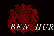 1902 Ben Hur at Theatre Royal Drury Lane in London's West End.