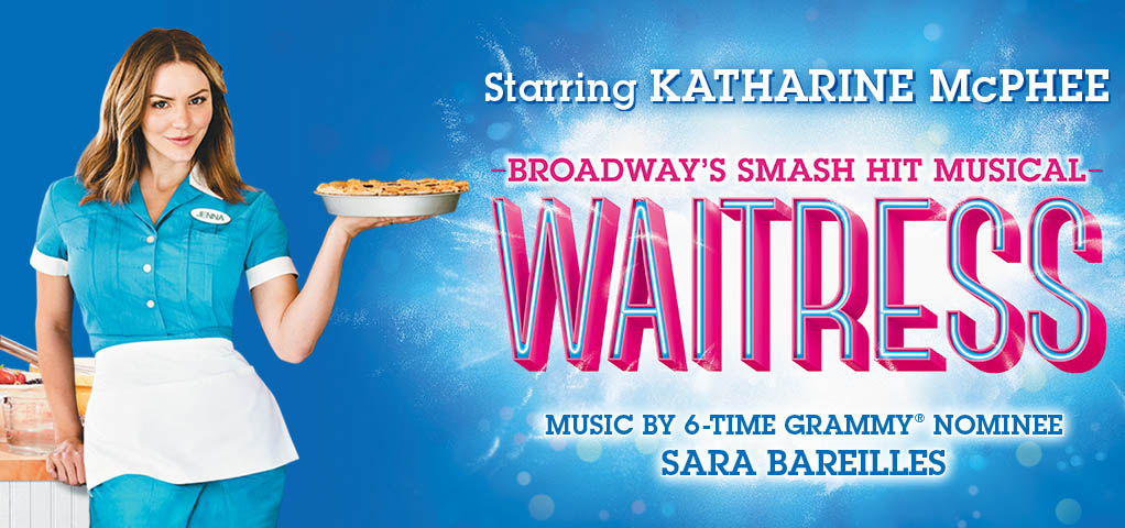 Katharine Mcphee To Star As Jenna In The Uk Premiere Of Waitress Lw Theatres