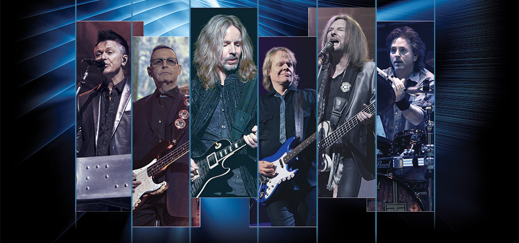 An Evening With Styx Tickets The London Palladium Official Box Office