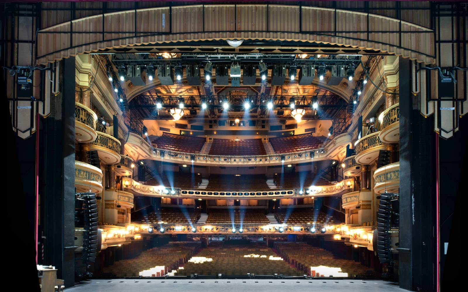 Sub-stage machinery at Theatre Royal Drury Lane to be relocated
