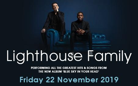 Lighthouse Family tickets The London Palladium theatre