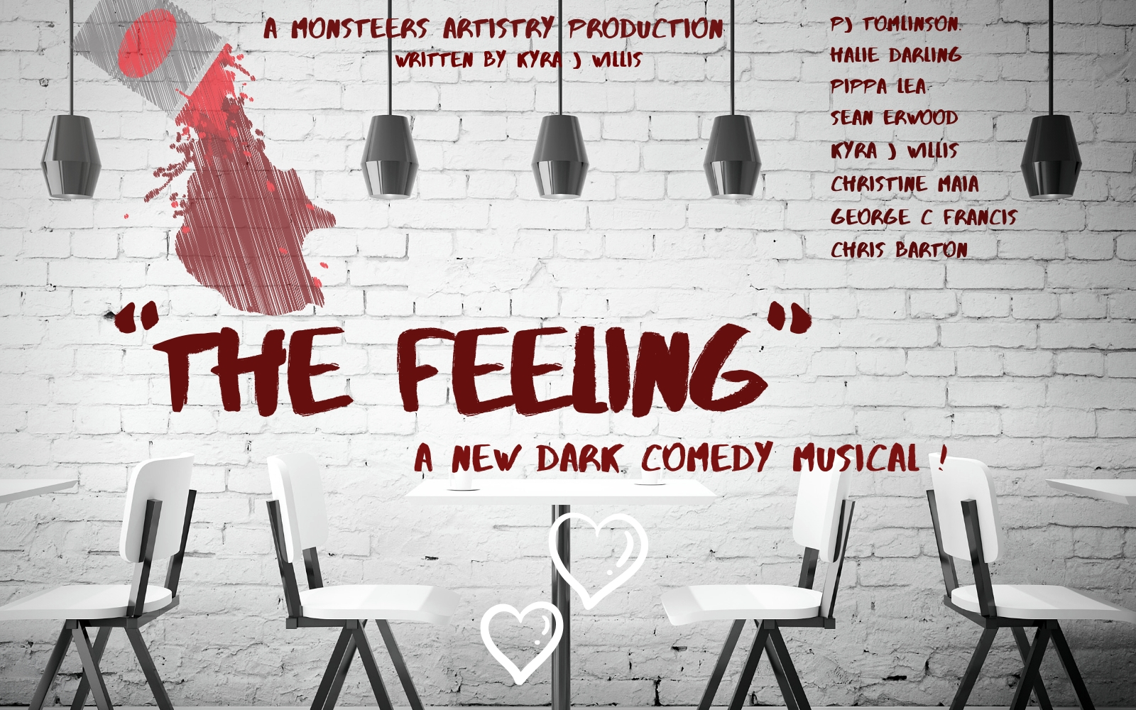 The Feeling Tickets | The Other Palace | Official Box Office