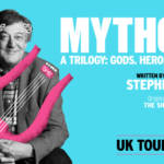 Stephen Fry Mythos live at The London Palladium