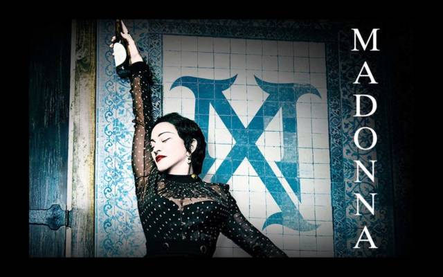 Madonna tour The London Palladium