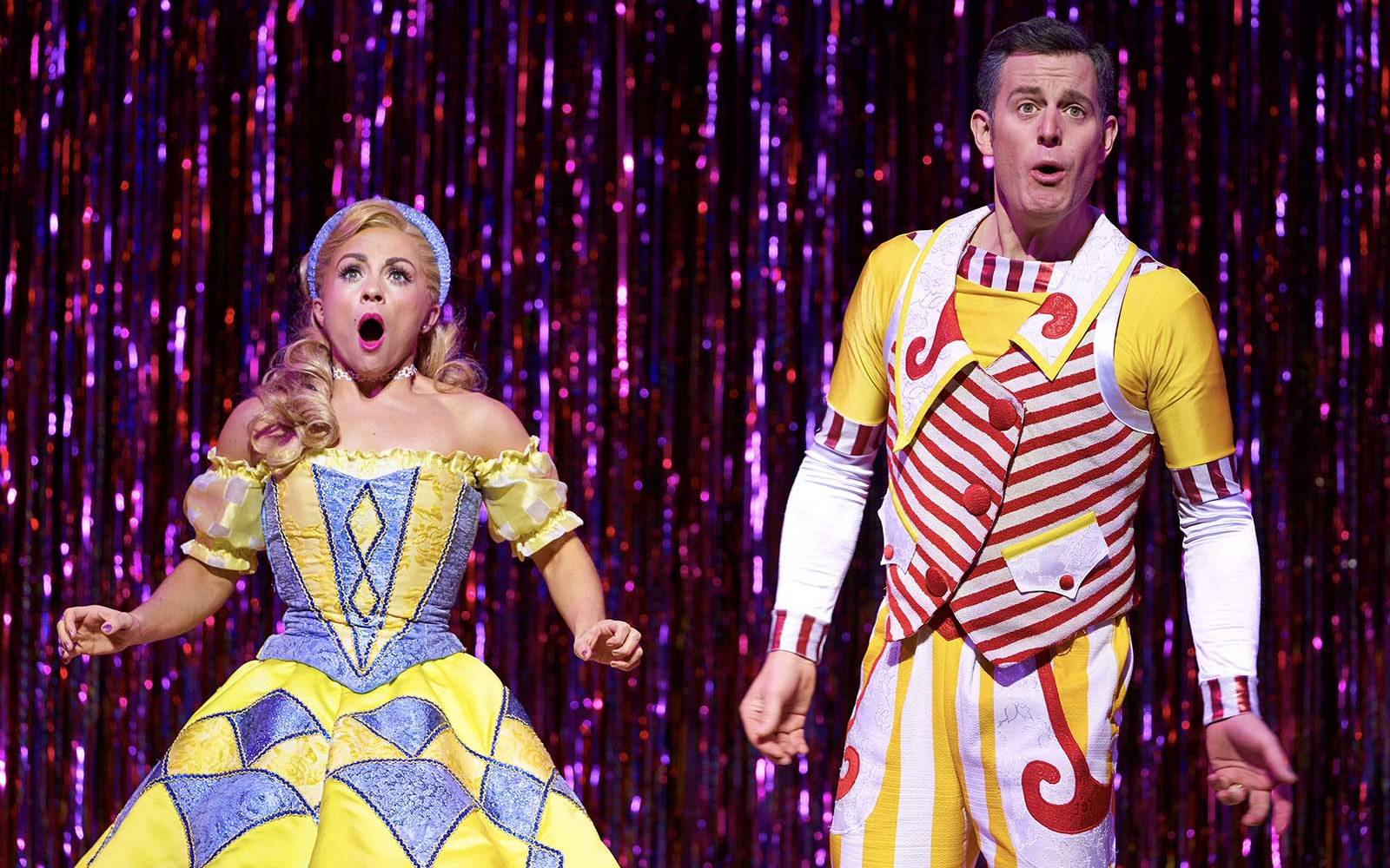 Christmas Pantomimes 2020 Panto is returning to The London Palladium in 2020 | LW Theatres News