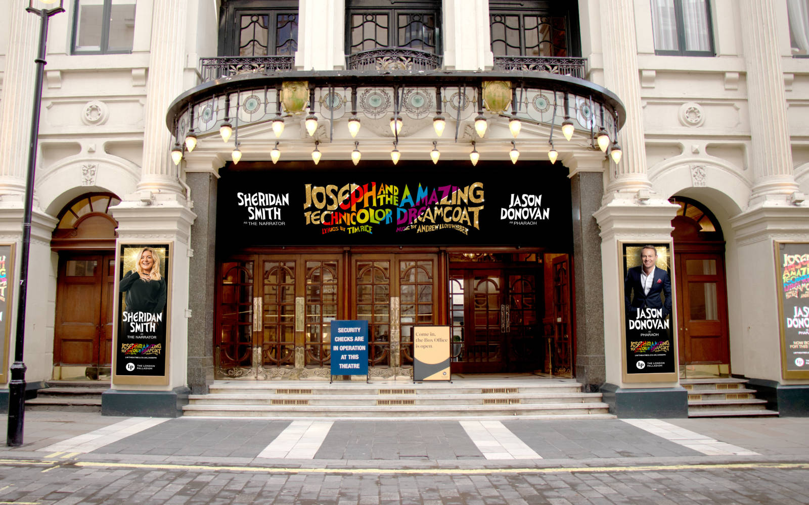 Full casting announced for Joseph and the Amazing