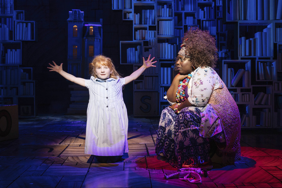 Matilda Tour 2020 Matilda Musical Tickets | Cambridge Theatre | Official Box Office