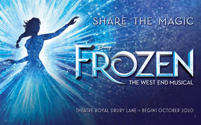 Frozen at Theatre Royal Drury Lane