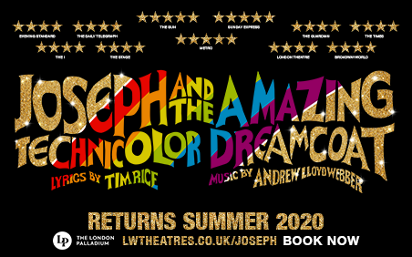 Joseph and the Amazing Technicolor Dreamcoat 2020