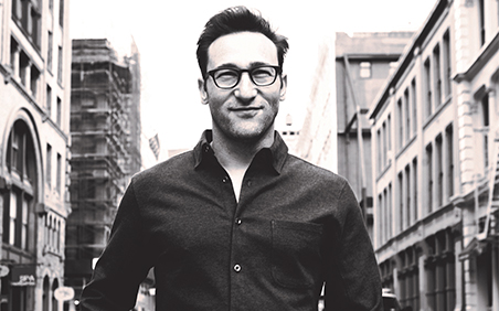 Simon Sinek Tickets, The London Palladium – Official Box Office