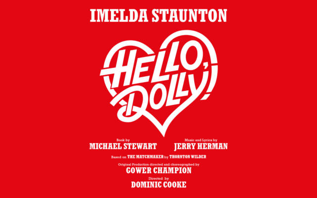 Hello Dolly at the Adelphi Theatre