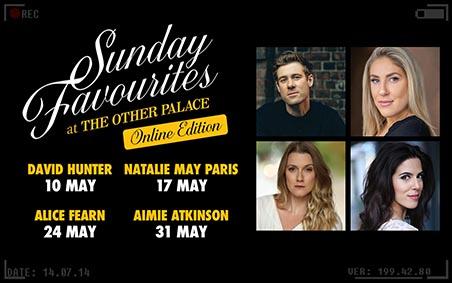 Sunday Favourites Online Edition