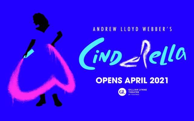 Andrew Lloyd Webber's Cinderella artwork