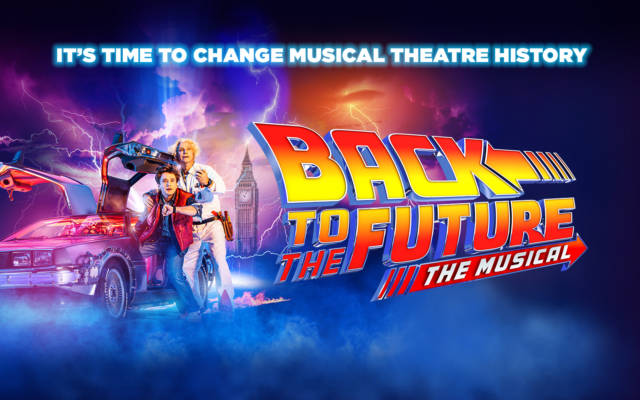 Back to the Future masthead